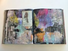 visions journal spread