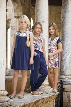 Blog moda infantil: *AMAYA Moda Infantil Coleccion Primavera/Verano 2015⭐️