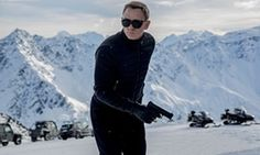 Spectre: watch footage from the James Bond shoot in Austria | Film | The Guardian