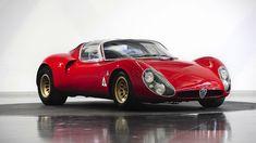 Alfa Romeo Tipo 33 Stradale | by Auto Clasico