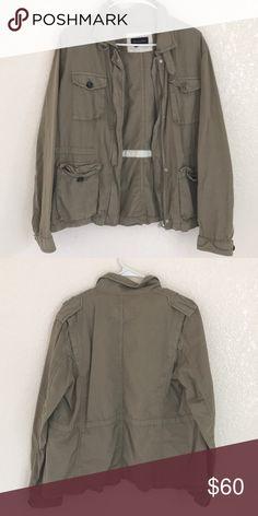 Massimo Dutti Cargo jacket Like new Massimo Dutti Jackets & Coats Utility Jackets