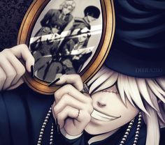 Undertaker; Black Butler. I haven't finished it yet myself but I do like the Undertaker.