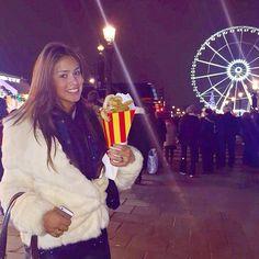 Eu, churros e nutella   #paris