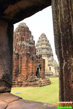 Travel around the world.: Prasat Hin Phimai is one of the biggest and most…