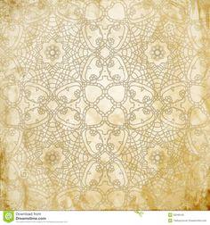 yellow wallpaper lace - Google Search
