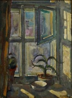Терещенко Николай Иванович (1924–2005) «Окно»