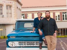 Meet Ben and Erin Napier — a couple of good southerners who are passionate about restoring classic old homes, and devoted to their tiny Mississippi hometown. In this, their first project featured in the new HGTV series Home Town, Erin and Ben help another young couple with small-town dreams fashion a forever home with authentic southern charm.
