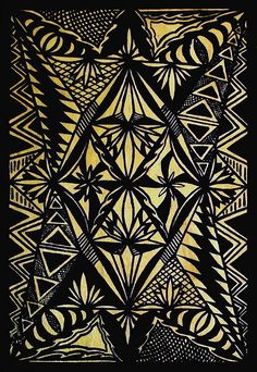I found this in an Op Shop. It is a tapa design on Mulberry tapa paper, mounted on a plywood board and varnished.  The artist has signed the back as Pule Vaiagae.  A viewer shem_vaiagae01 says it's Samoan and his father designed it.  By Anua22a