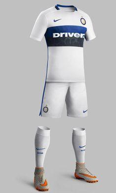 Inter Milan 2015-16 Nike Away Kit