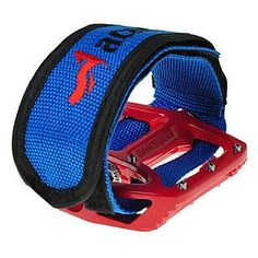 Nylon MTB Bicycle Blue Saddle Strap *** Click image to review more details.