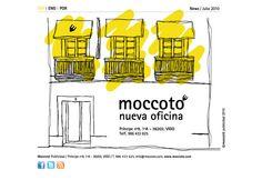 Nuevas Oficinas Moccotó 2010!