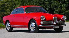 Alfa Romeo Giulietta Sprint | avintago – The Gentleman's World of Motoring & Lifestyle