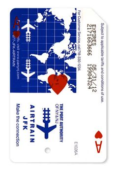 metrodeck playing cards // Ace of Hearts
