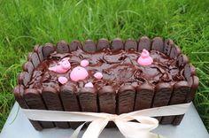Sika-kakku Kotikokki.netin Ziberian ohjein