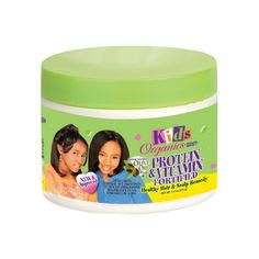 Africa's Best Kids Organics Protein and Vitamin Fortified Healthy Hair and Scalp Remedy 7.5oz