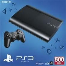 Sony Playstation 3 500GB + dárek (PS3)