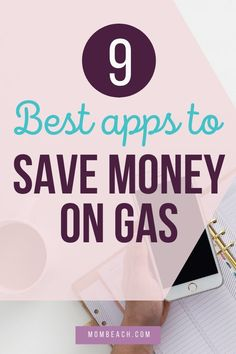 Learn how to find cheap gas wherever you go! These are the best apps to use to save money on gas and never pay full price again for a full tank of gas. #savemoney #cheapgas #musthavephoneapps #frugalliving #smartmoneytips