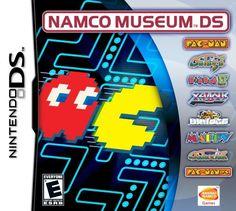Namco Museum - Nintendo DS Bandai