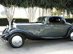 the car in the sorcerer's apprentice | 1935 Rolls Royce Phantom - The Sorcerer's Apprentice