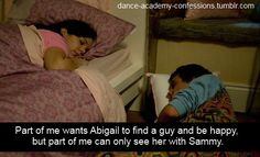 Dance Academy Photo: let's tango!