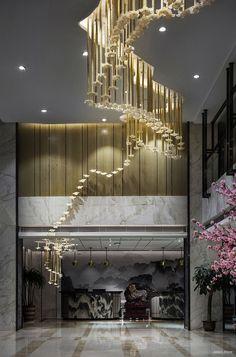 桂林戴斯酒店 - 酒店设计 - 陈岩设计...                                                       …