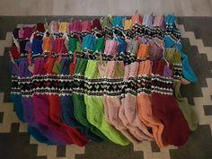 Sukista tumppuihin: Joulun yllätys My Works, Summer Dresses, Knitting, Fashion, Moda, Summer Sundresses, Tricot, Fashion Styles, Breien