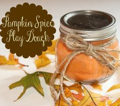 DIY Pumpkin Spice Play Dough Recipe | Disney Baby