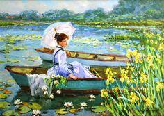 Stanislav Fomenok - Am Morgen an der See