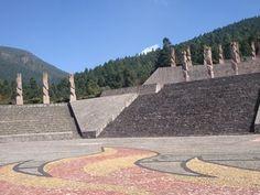 El Centro Ceremonial Otomí en Temoaya