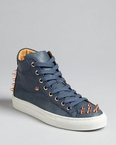 ShopStyle: Ruthie DavisHigh Top Sneakers - Jay Spike