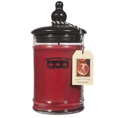 Bridgewater Candle 18 Oz. Jar - Pomegranate