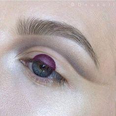 kat von d makeup palette looks Make Up Palette, Eye Palette, Eyeshadow Palette, Blue Eyeshadow, Makeup Inspo, Makeup Art, Makeup Inspiration, Beauty Makeup, Hair Makeup
