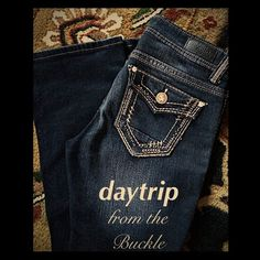 Daytrip Jeans Daytrip virgo bootcut jeans. Wore once. Excellent condition. Very comfortable. Daytrip Jeans