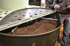Fertiger Kaffee - Leberkassemmel und mehr