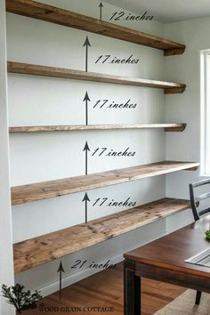 Diy Shelves Easy Floating For Bathroom Bedroom Kitchen Closet Bookshelves And Home Decor Ideas