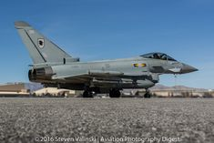 https://flic.kr/p/GY3qWd | Eurofighter Typhoon FGR4 | ZJ942 No. 11 Squadron Royal Air Force (RAF) Red Flag 16-1 Nellis AFB, NV USA For our complete coverage of Red Flag 16-1 visit: AVIATION PHOTOGRAPHY DIGEST Be sure to sign up for our FREE newsletter and we will notify you when new articles are published.