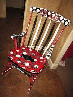 U Name It!: Teacher Chair!