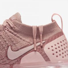 10f4a9d13a35 Nike Air VaporMax Flyknit 2 Rust Pink - Nike Shoes - SportStylist Pink Nike  Shoes