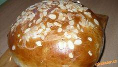 Czech Recipes, Russian Recipes, Ethnic Recipes, Sweet Desserts, Sweet Recipes, Goody Recipe, Home Baking, Baked Potato, Ham