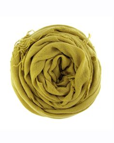 Chan Luu Cashmere & Silk Scarf in Ecru Olive | An easy way to introduce color to your wardrobe or add an extra layer to your look. Just don't be surprised when you want to wear it everyday (and everywhere!). #chanluu #ecruolive