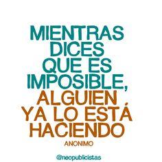 #frases #inspiración #éxito #quotes #creatividad