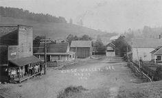 Kings Valley, Benton County, Oregon, May 19, 1914 #Oregon #History
