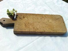 Planche à découper en bois Vintage Français par froufrouretro