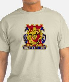 DUI - 2nd Bn - 14th Infantry Regt T-Shirt for