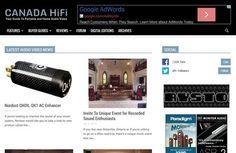 CANADA HiFi Launching Brand New Website Very Soon! (Sticky)