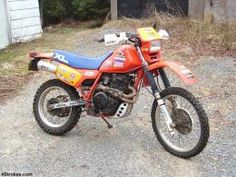 1985 XL600R 1of2 in Honda XL350-650 Images on 4Strokes.