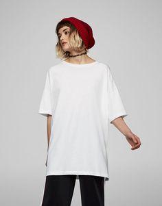 T-shirt basicXL - T-shirts - Vêtements - Femme - PULL&BEAR France