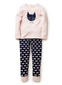 Kitty PJs by Seed $39.95