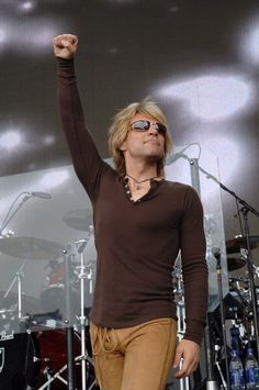 Jon Bon Jovi,Live 8,2005.