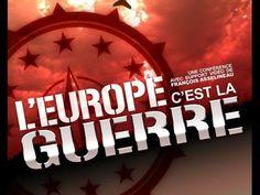 L'EUROPE, C'EST LA GUERRE ! - Conférence de François ASSELINEAU - Bourg-...
